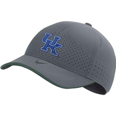 Kentucky Nike Men's Sideline Aero L91 Adjustable Hat