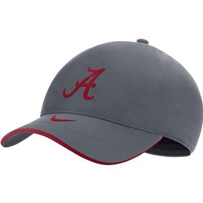 Alabama Nike Men's Sideline Shield L91 Adjustable Hat