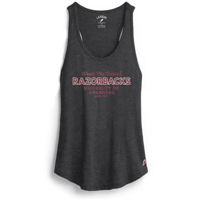Arkansas League Women's Intramural Stack Tank