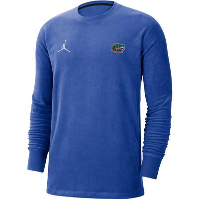 Florida Men's Nike Jordan Brand Coaches Crew Top