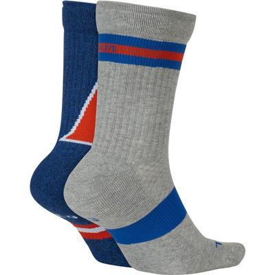 Florida Nike Men's Jordan Brand Home Away Crew Socks