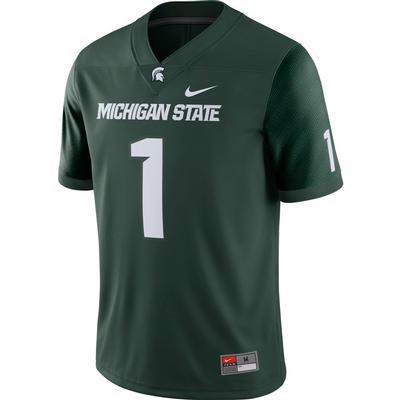 Michigan State Nike Men's Game Jersey