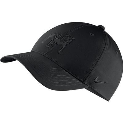 Georgia Nike Men's Golf L91 Bulldog Adjustable Hat