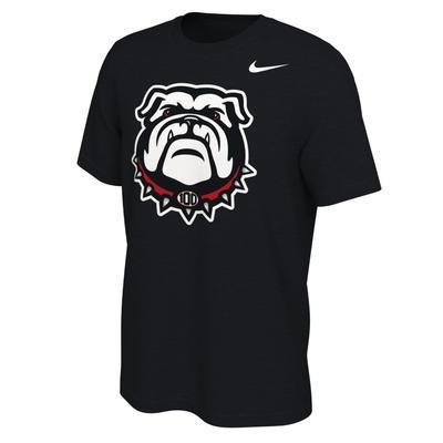 Georgia Nike UGA 100th Anniversary Short Sleeve Logo Tee