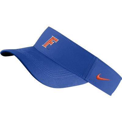 Florida Nike Men's Dry F Logo Visor