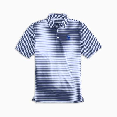 Kentucky Southern Tide Men's Driver Stripe Polo