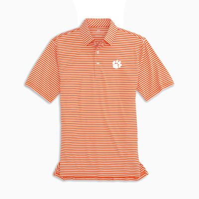 Clemson Southern Tide Men's Driver Stripe Polo