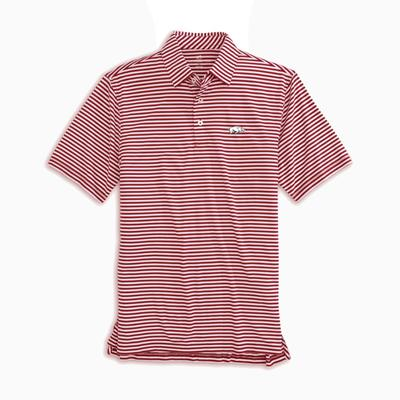 Arkansas Southern Tide Men's Driver Stripe Polo