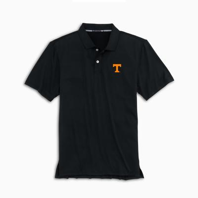 Tennessee Southern Tide Men's First Mate Tonal Stripe Polo