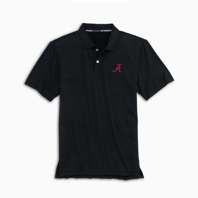 Alabama Men's First Mate Tonal Stripe Polo