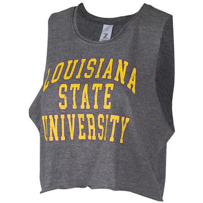 LSU Women's Zoozatz Old School Tank