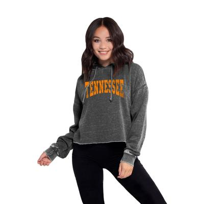 Tennessee Chicka-D Women's Campus Cropped Jumbo Squeeze Hoodie