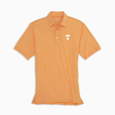 Tennessee Southern Tide Men's Driver Stripe Polo