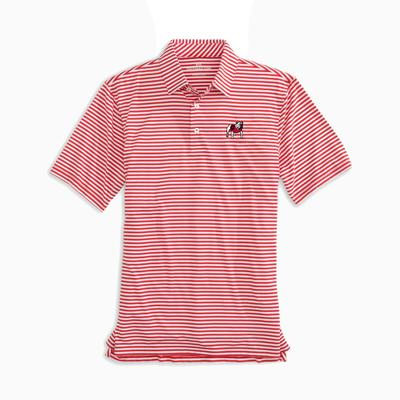 Georgia Southern Tide Men's Driver Stripe Polo
