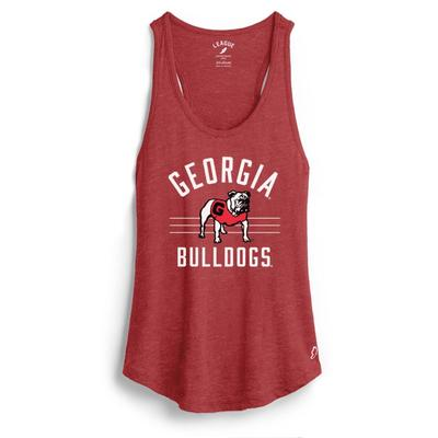 Georgia League Women's Intramural Collider Tank