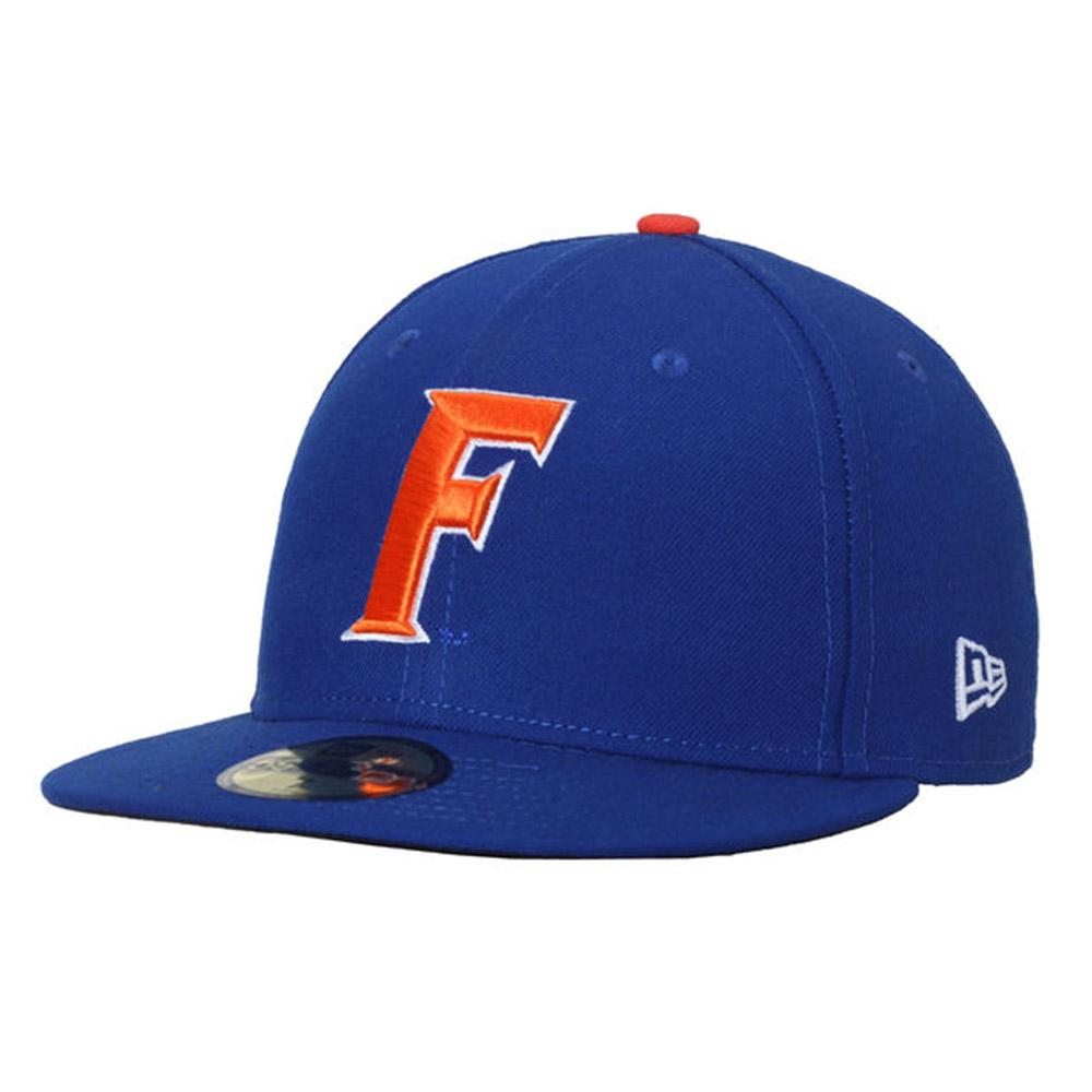 Florida Baseball On The Field Fitted Hat