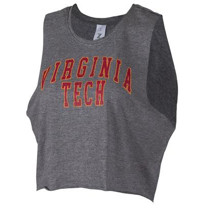 Virginia Tech Women's Zoozatz Old School Tank