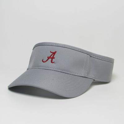 Alabama Legacy Men's Script A Cool Fit Visor
