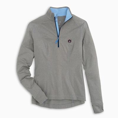 Auburn Southern Tide Women's Skipjack Athletic 1/4 Zip Pullover