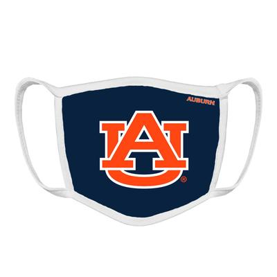 Auburn Logo Face Mask
