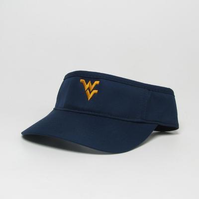 West Virginia Legacy Men's WV Cool Fit Visor