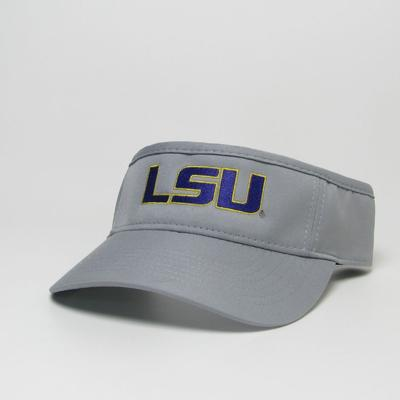 LSU Legacy Men's LSU Cool Fit Visor