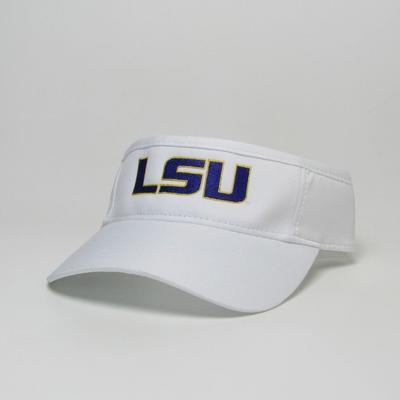 LSU Legacy Men's LSU Cool Fit Visor