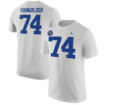 Florida Jordan Brand J. Youngblood Ring Of Honor Tee
