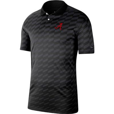Alabama Nike Golf Men's Vapor Print Polo