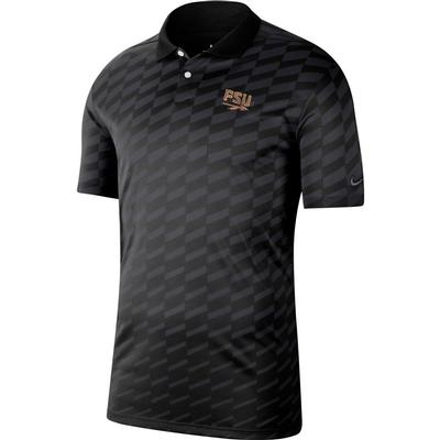 Florida State Nike Golf Men's Vapor Print Polo