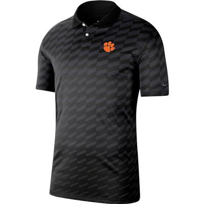 Clemson Nike Golf Men's Vapor Print Polo