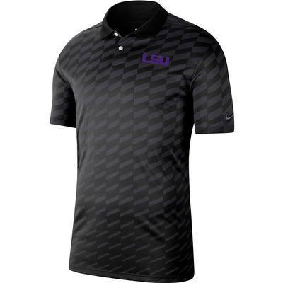 LSU Nike Golf Men's Vapor Print Polo