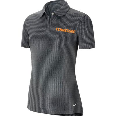 Tennessee Nike Golf Women's Victory Texture Tennessee Polo