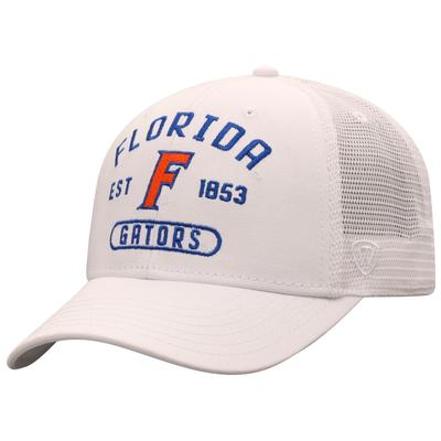 Florida Top of the World Wordmark With Logo Mesh Hat