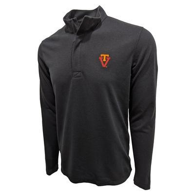 Virginia Tech Nike Golf Men's Vault Victory 1/2 Zip Pullover