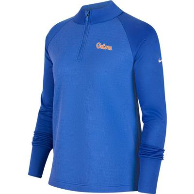 Florida Nike Golf Women's Victory Therma 1/2 Zip