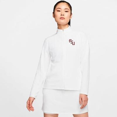 Florida State Nike Golf Women's Victory UV Full Zip Pullover
