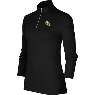 Florida State Nike Golf Women's Victory UV 1/4 Zip Pullover