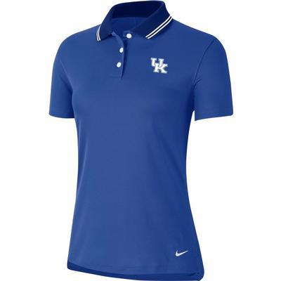 Kentucky Nike Golf Women's Victory Solid UK Polo