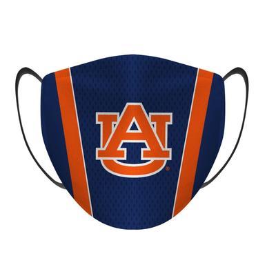 Auburn Rock Em Jersey Logo Face Mask