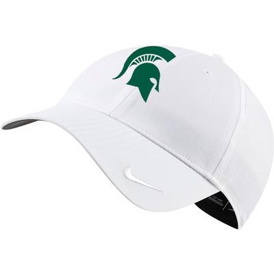 Michigan State Nike Golf Women's H86 Spartan Adjustable Hat