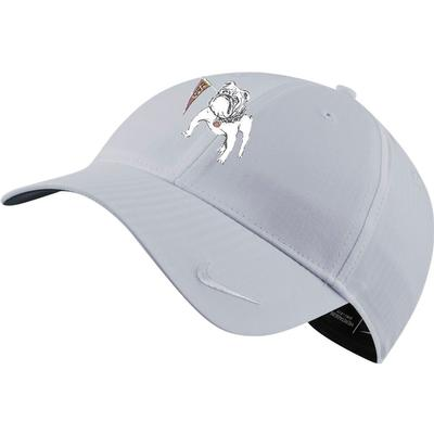 Georgia Nike Golf Vintage Women's H86 Dawg W/ Flag Adjustable Hat