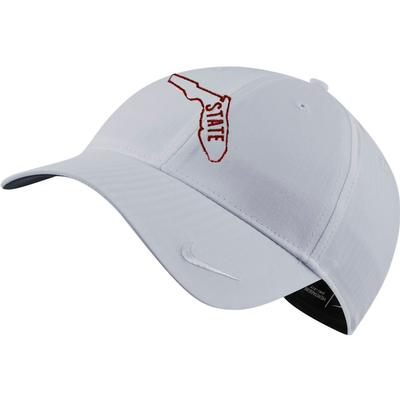 Florida State Nike Golf Women's H86 Vault State Adjustable Hat