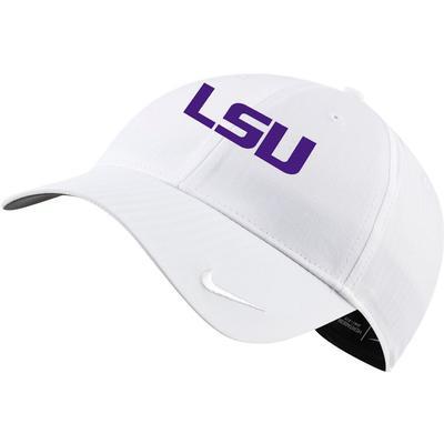 LSU Nike Golf Women's H86 LSU Logo Adjustable Hat