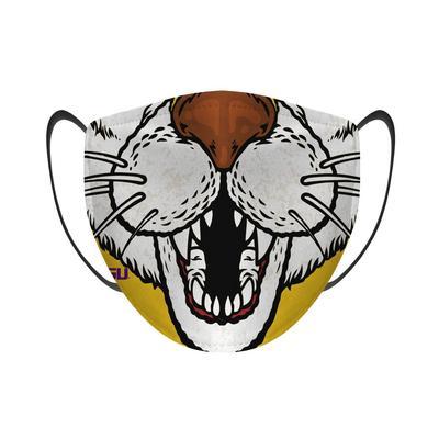 LSU Rock Em Maskot Face Mask