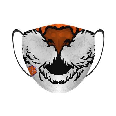 Clemson Rock Em Maskot Face Mask