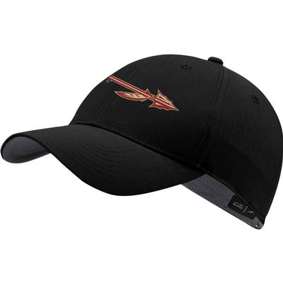 Florida State Nike Golf Men's L91 Arrow Tech Adjustable Hat