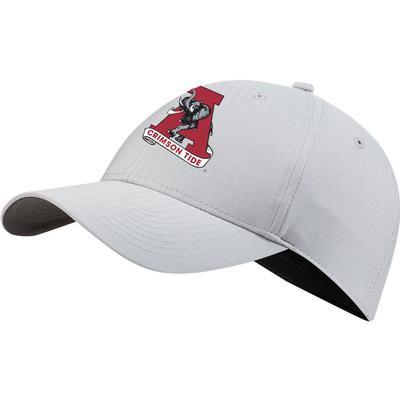 Alabama Nike Golf Men's Vault L91 A with Elephant Tech Adjustable Hat