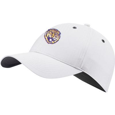 LSU Nike Golf Men's Vault L91 Roaring Tiger Tech Adjustable Hat