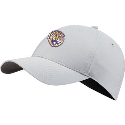 LSU Nike Golf Men's Vault L91 Roaring Tiger Tech Adjustable Hat